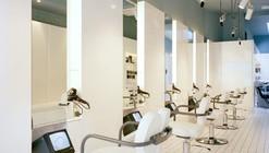 The Klinik Hair Salon / Block Architecture