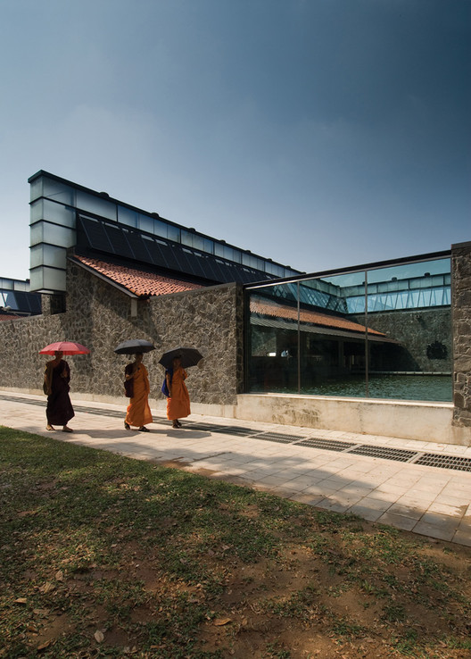 BHC Colombo / Richard Murphy Architects, © David Morris © Richard Murphy Architects