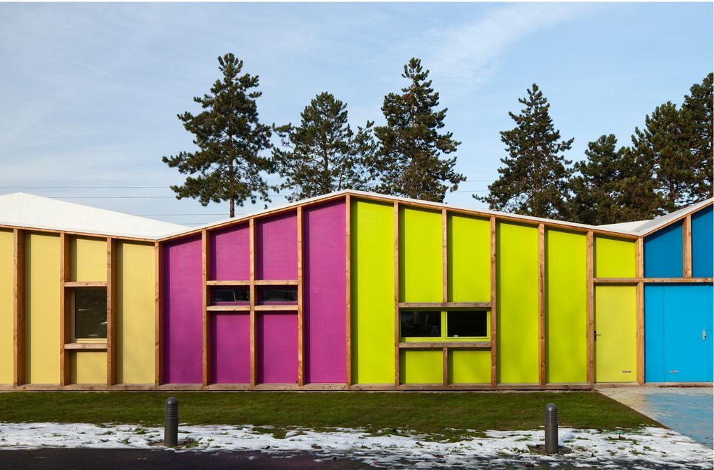 Epinay Nursery School / BP Architectures, Courtesy of  bp architectures