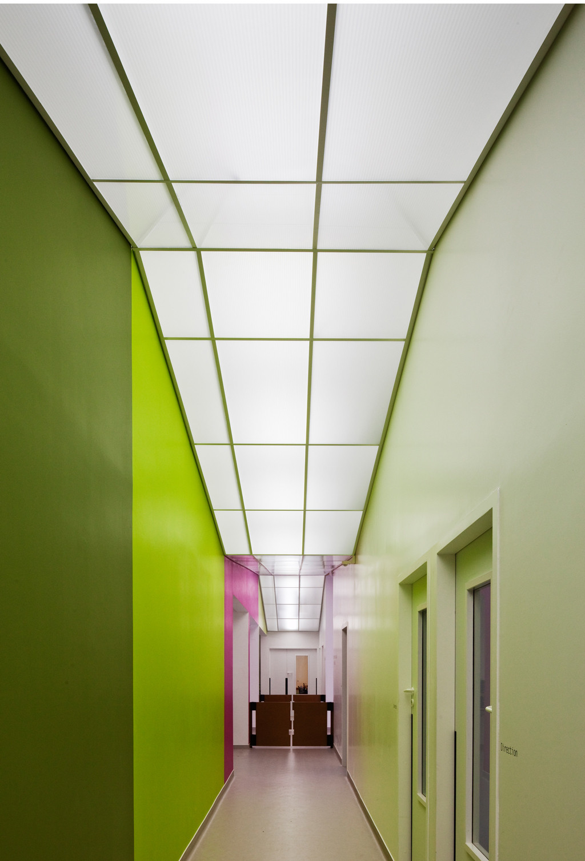 Gallery Of Epinay Nursery School Bp Architectures 12
