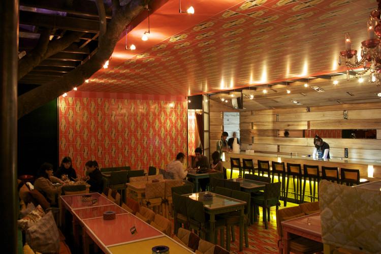 Boca del Lobo Restaurant / Jose Maria Saez & Daniel Moreno, © José María Sáez