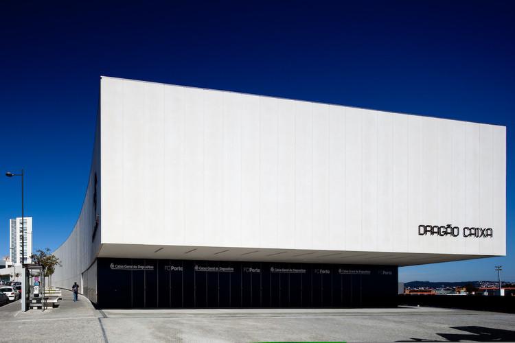Arena Dragão Caixa / Risco, © Fernando Guerra |  FG+SG