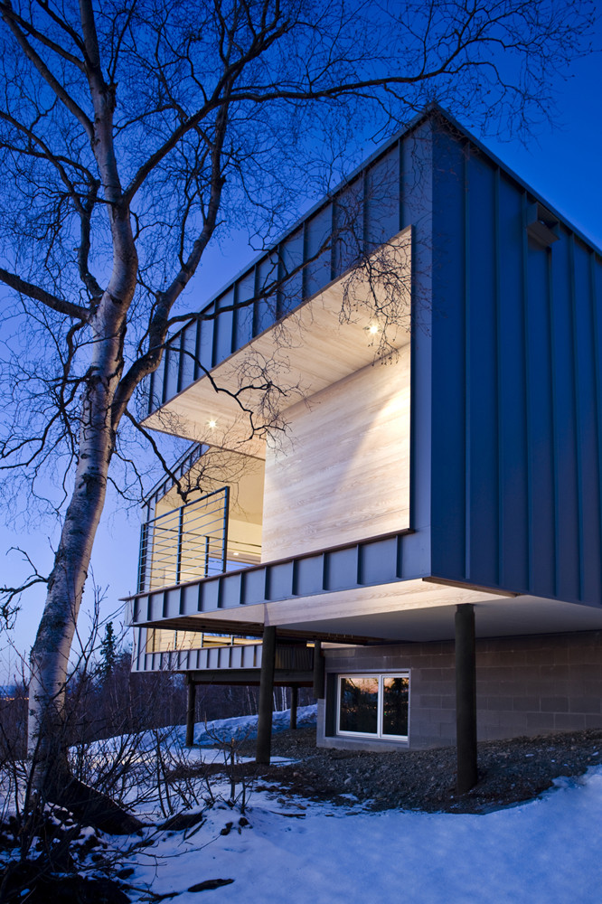 Nearpoint Residence / Workshop Architecture|Design, © Kevin G. Smith