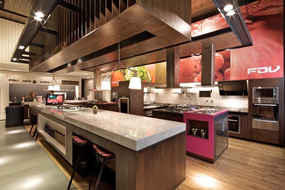 Delightful Kitchen Center / Nicolás Lipthay | Kit Corp