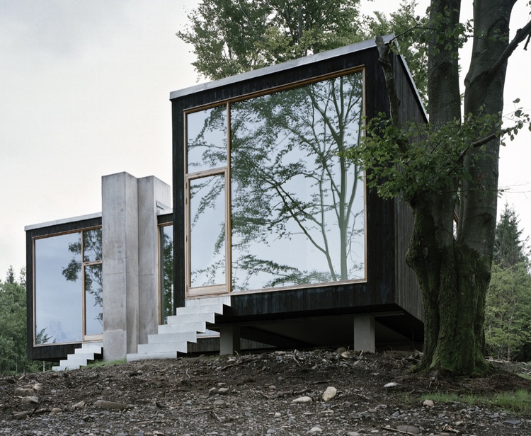 Refugium of a Forester / Petra Gipp Arkitektur, © Björn Lofterud