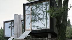 Refugium of a Forester / Petra Gipp Arkitektur