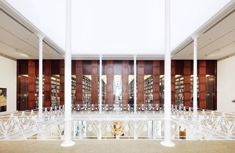 Fundació Antoni Tàpies / Ábalos + Sentkiewicz arquitectos, © José Hevia