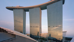 Marina Bay Sands / Safdie Architects