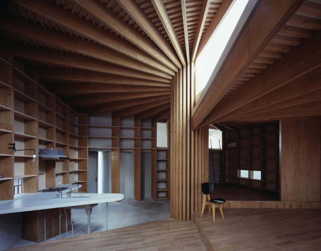 Gallery Of Tree House Mount Fuji Architects Studio 9