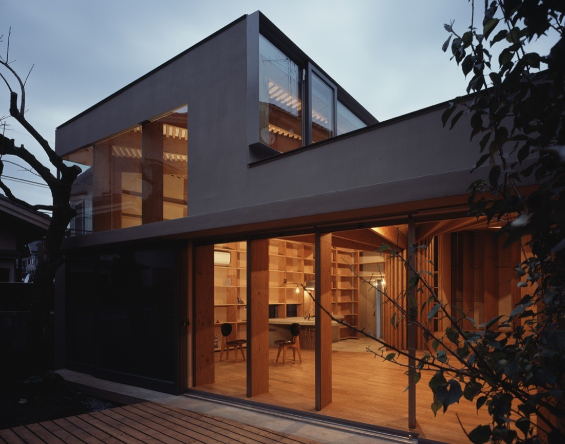 Tree House / Mount Fuji Architects Studio Amazing Pictures