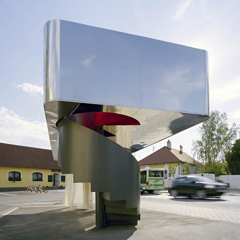 Kulturlandschaft Paasdorf / feld72, Courtesy of  feld72