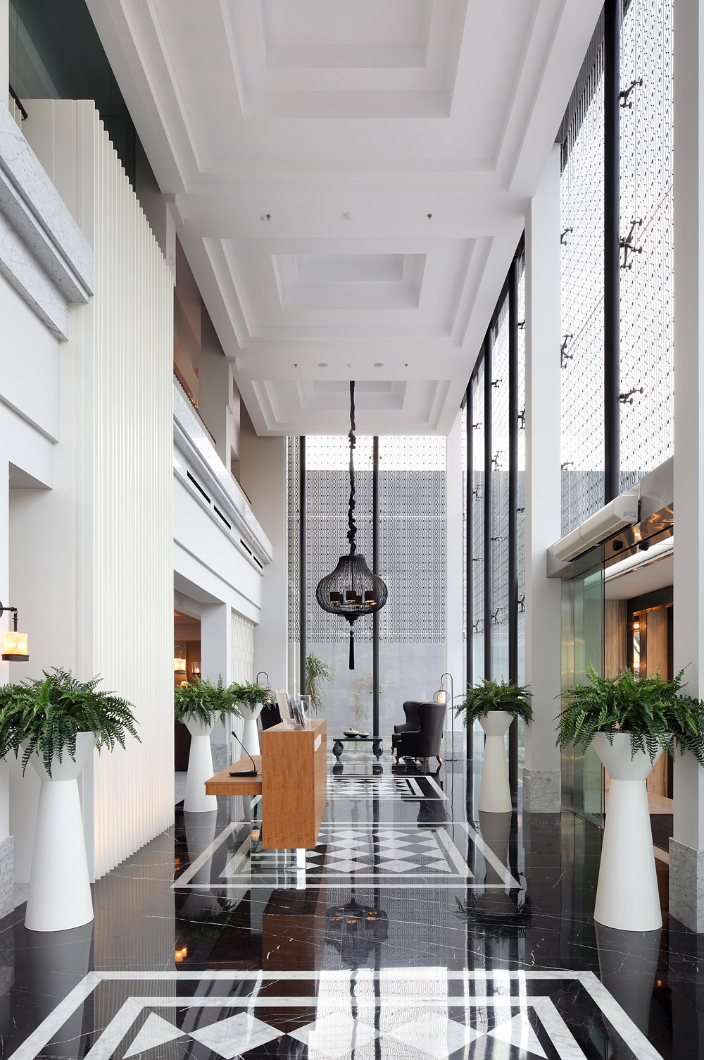 Gallery of erha clinic surabaya hmp architects 12 Home decor interior design surabaya