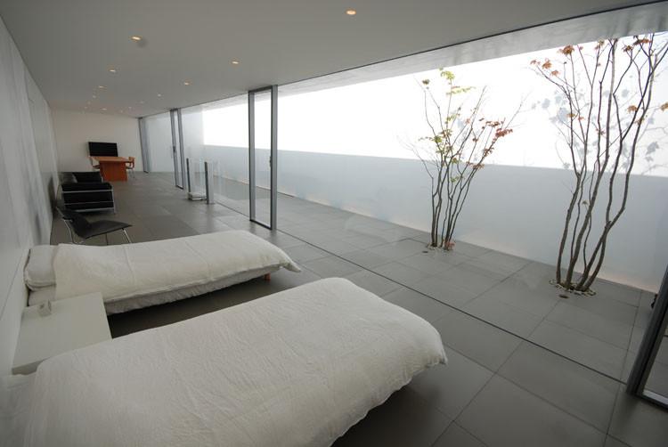 Minimalist House Shinichi Ogawa Associates Archdaily