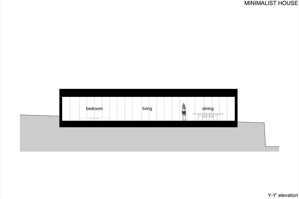 Gallery Of Minimalist House Shinichi Ogawa Associates 21