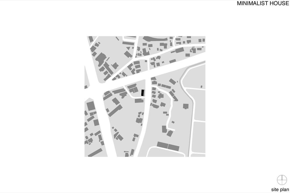 Gallery Of Minimalist House Shinichi Ogawa Associates 22