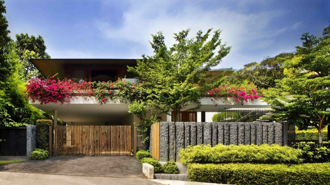 Gallery of tangga house guz architects 4 - Bungalow de jardin design ...