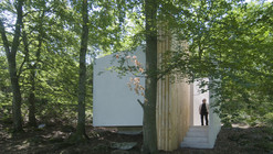 Refugium - Kivik Art Center / Petra Gipp Arkitektur