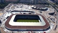 Football Stadium of Sports Park Stožice / SADAR + VUGA