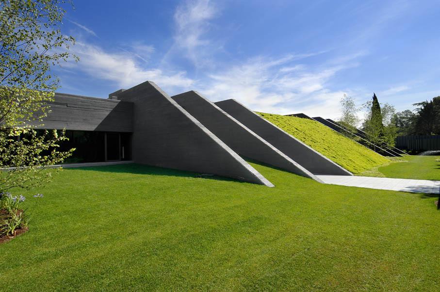 Gallery Of Concrete House II A cero 8