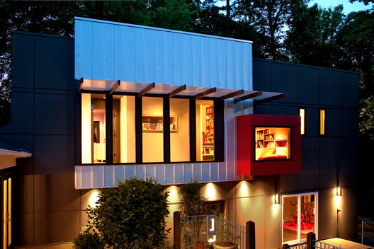 Schönberg Residence / Dialect Design
