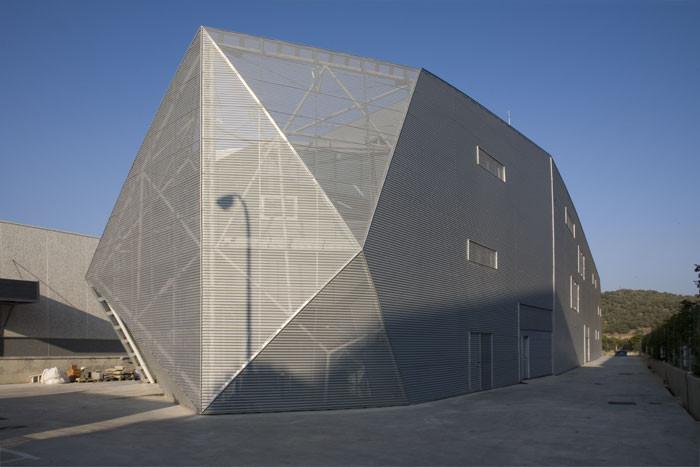 Diagonal 80 / AMID (Cero9), © Ignacio Bisbal & Andrea Illan
