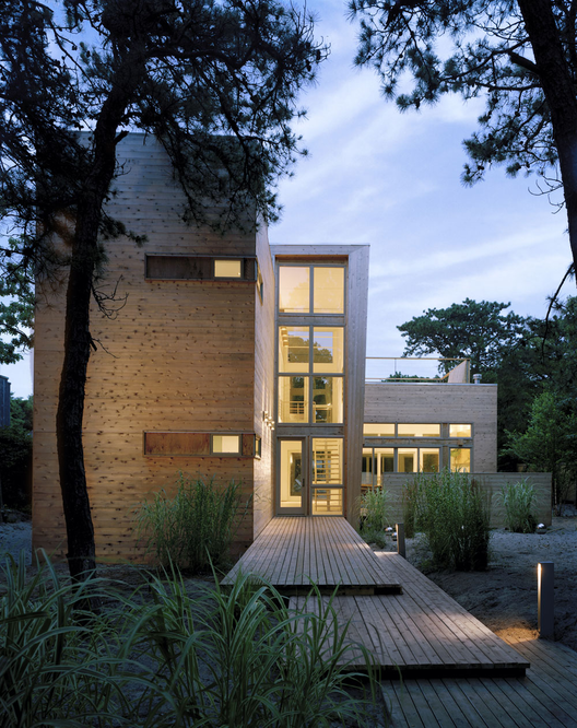 House on Fire Island / Studio Twenty Seven Architecture, © Judy Davis