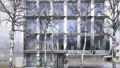 Ecole Professionnelle Viège / Bonnard Woeffray Architectes