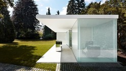 Poolhouse / Philipp Baumhauer