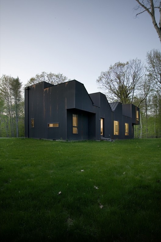 Copper House / Della Valle Bernheimer, © Richard Barnes