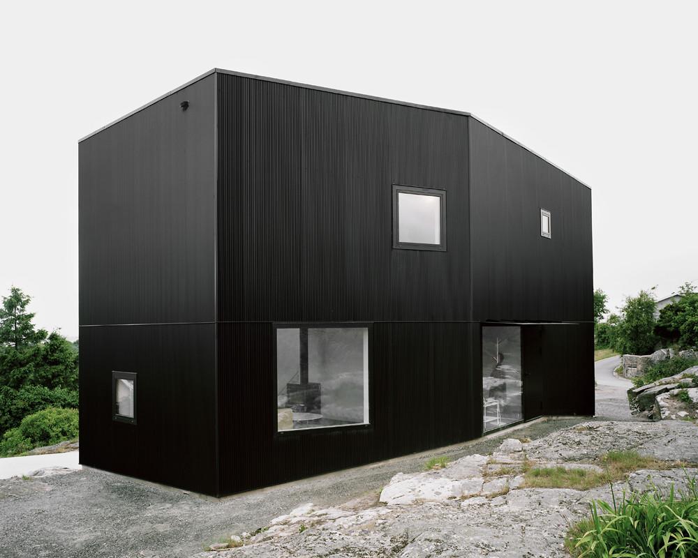 gallery of house tumle johannes norlander arkitektur 9. Black Bedroom Furniture Sets. Home Design Ideas