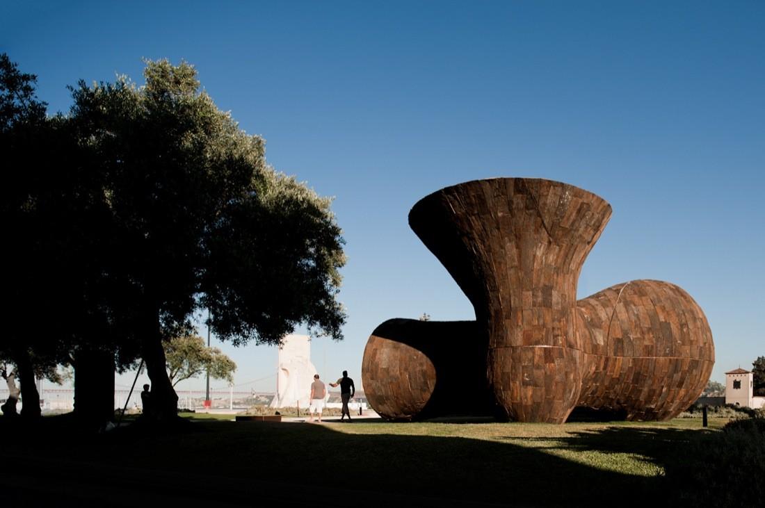 Habitable Sculpture / Miguel Arruda, © FG+SG –Fernando Guerra