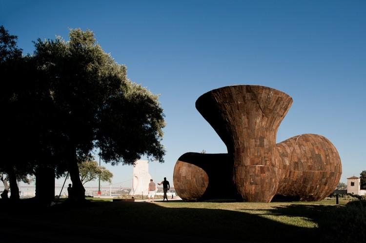 Habitable Sculpture / Miguel Arruda, © Fernando Guerra |  FG+SG