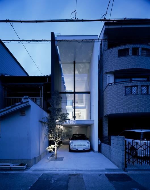 House in Showa-cho / FujiwaraMuro Architects, © Toshiyuki Yano