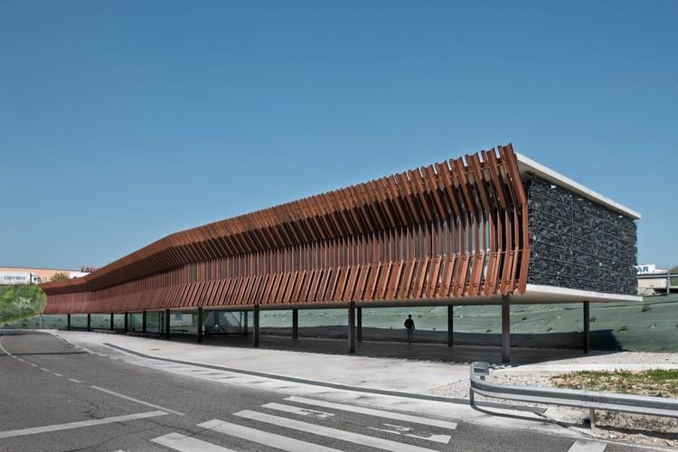 Audenasa Building / Vaillo + Irigaray, © Jose Manuel Cutillas