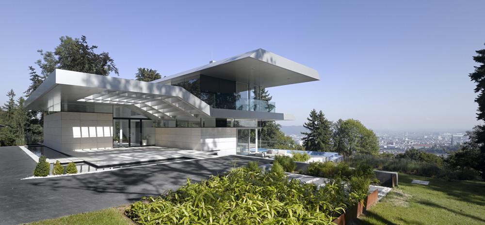 Gallery of villa a najjar najjar architects 2 for Modern house 6a