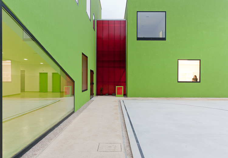 Antas Educative Center / AVA Architects, © José Campos