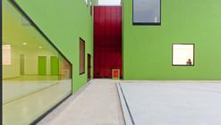Antas Educative Center / AVA Architects