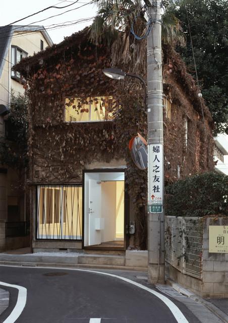IVY House / SPEAC, © Takeshi Yamagishi
