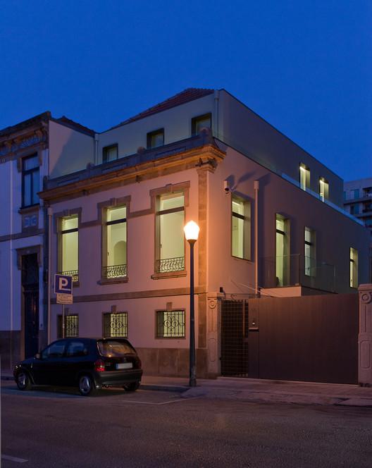 Oporto House / +linha-linha Architects, © José Campos