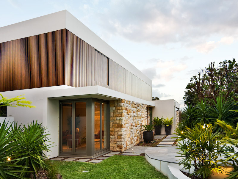 Mosman House Corben Architects Archdaily