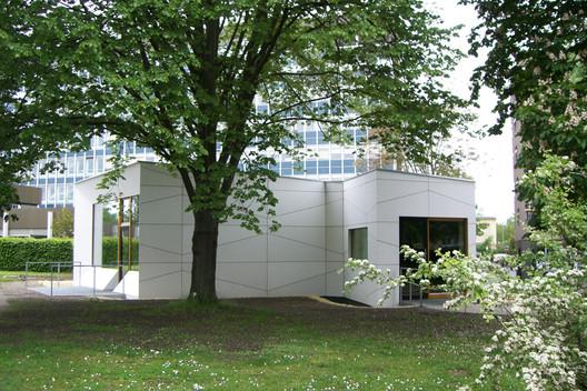 Courtesy of  eckertharms architekten - innenarchitekten