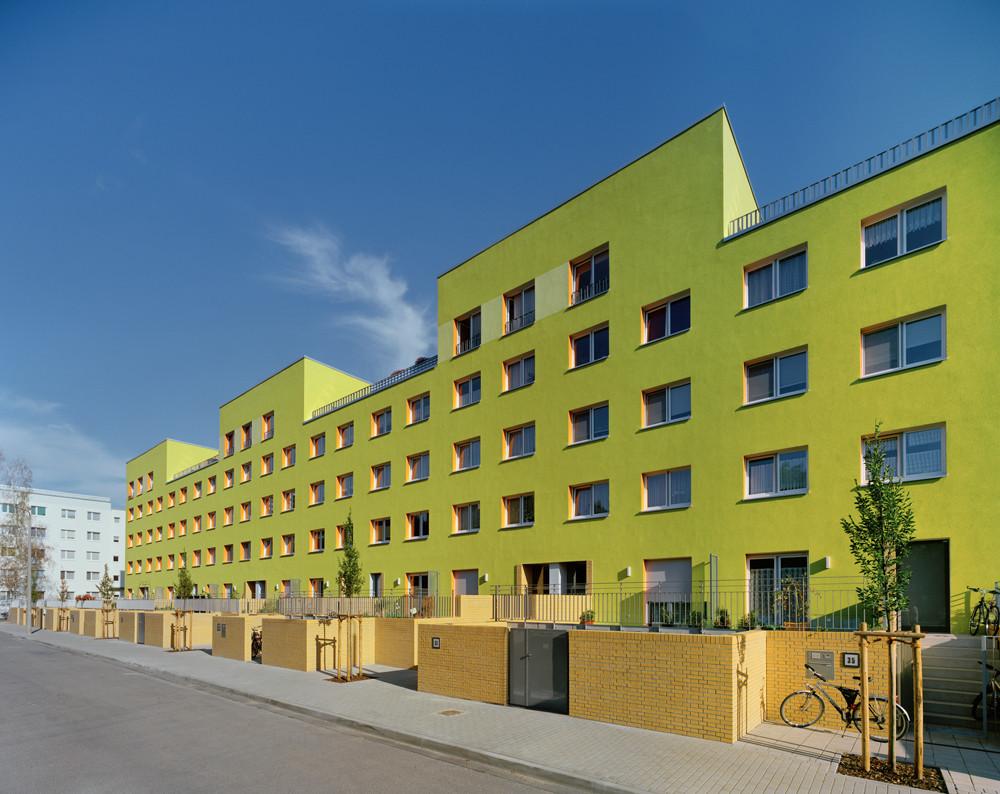 Oleanderweg / Stefan Forster Architekten, © Jean Luc Valentin