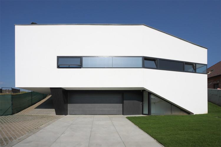Dom Zlomu / Pauliny Hovorka Architekti, © PHA