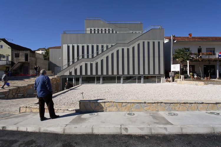 Narona Archaeological Museum / Radionica Arhitekture, © Boris Cvjetanovic