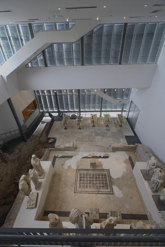 Narona Archaeological Museum Radionica Arhitekture