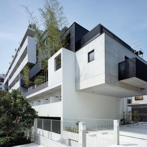 Tokyo Kagurazaka Residence / SPEAC, © Masao Nishikawa