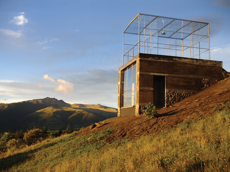 Greenhouse atelier al borde archdaily for Greenhouse architecture design