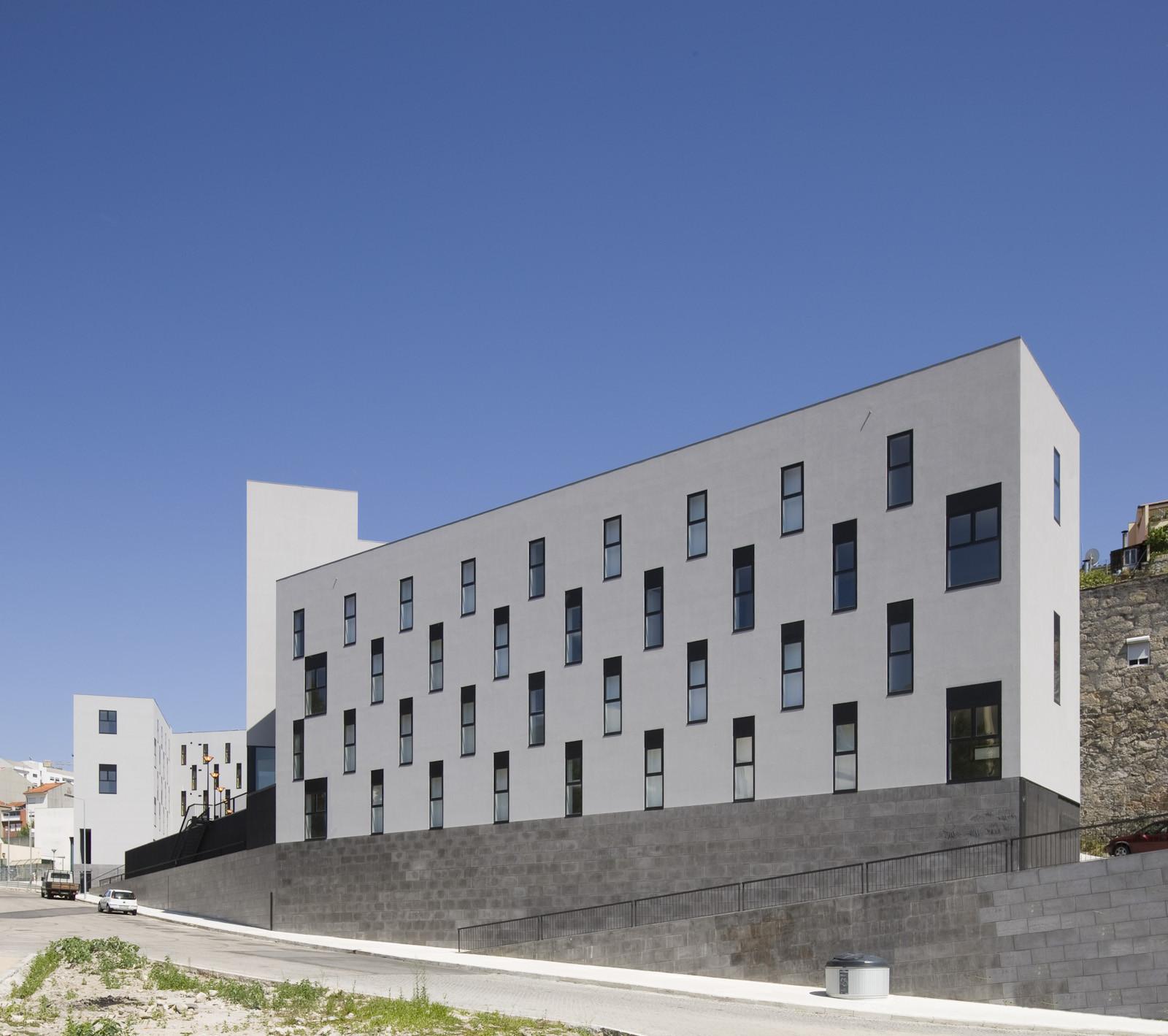 Salgueiros Social Housing / AVA Architects, © João Ferrand