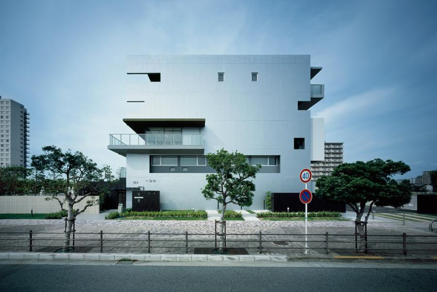 Intefeel / Tsubasa Iwahashi Architecture, © Takumi Ota