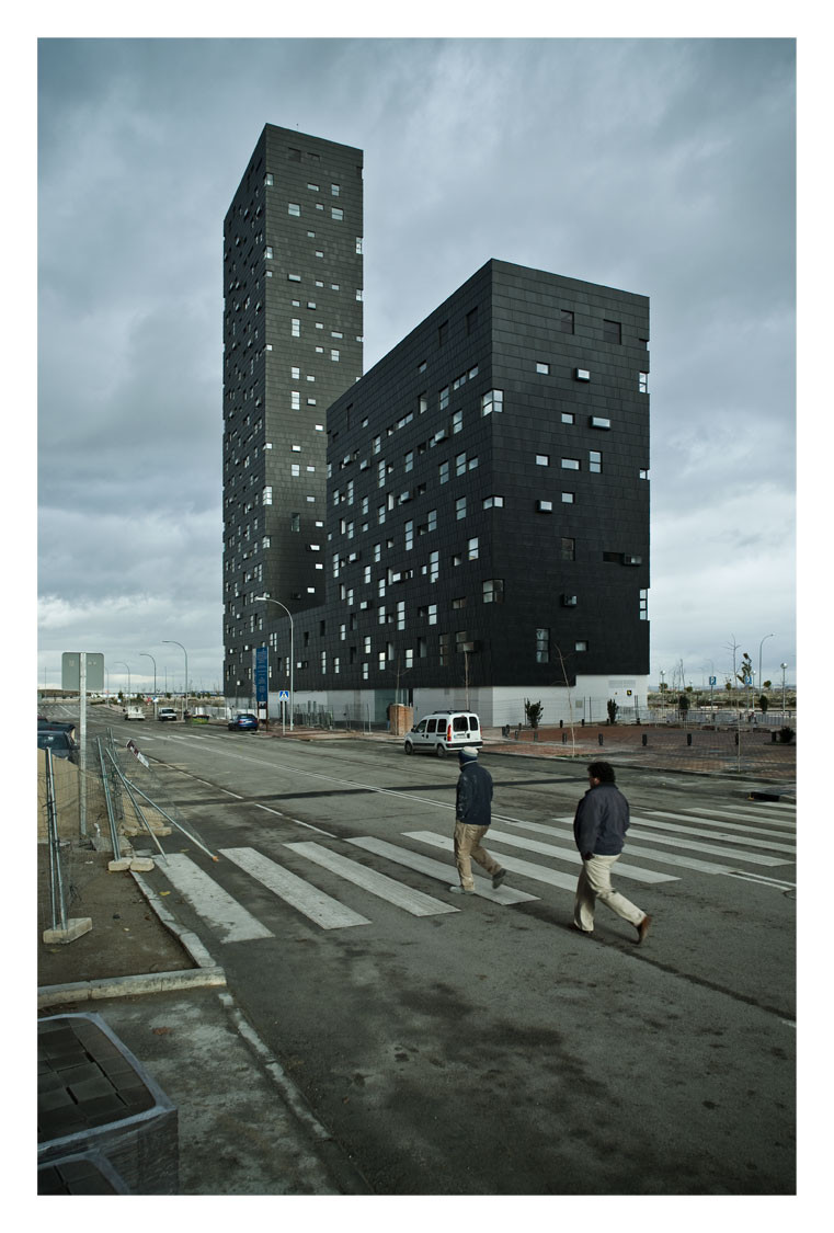 Vallecas Public Housing / Estudio.Entresitio, © Jorge Lopez Conde